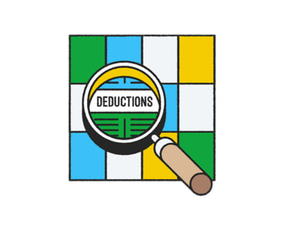 Find out your credits and deductions.