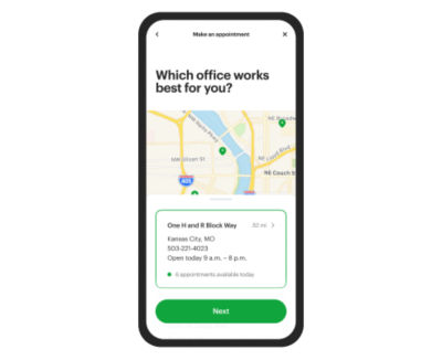 Find your office & tax pro.
