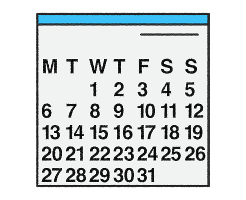 remember these dates